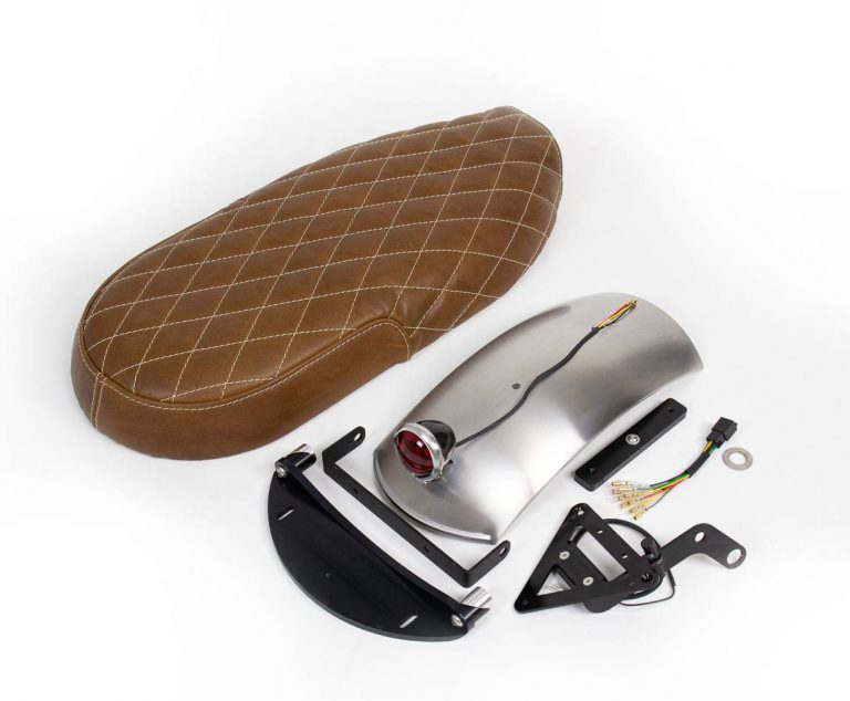 Leather seat kit for Triumph pre 2016