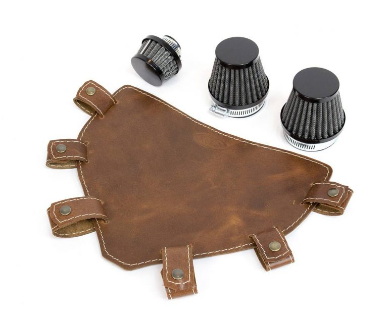 Airbox removal kit for Triumph